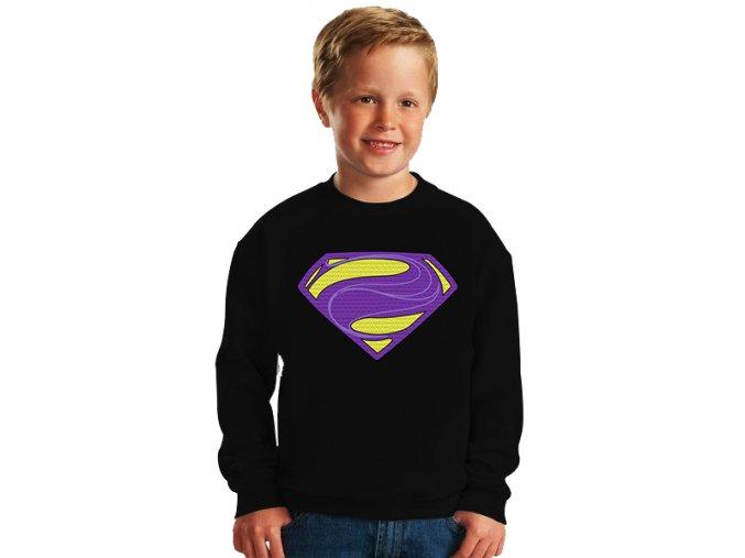 dětská mikina Superman