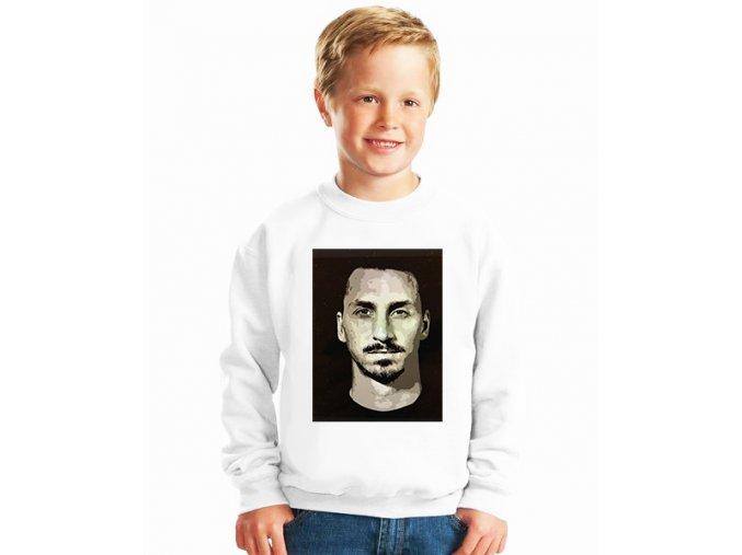 dětská mikina Zlatan Ibrahimovic