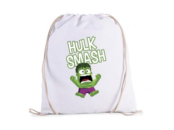 vak Hulk rozmlátit
