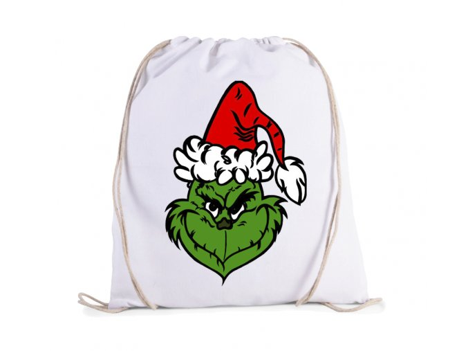 vak The Grinch Vánoce
