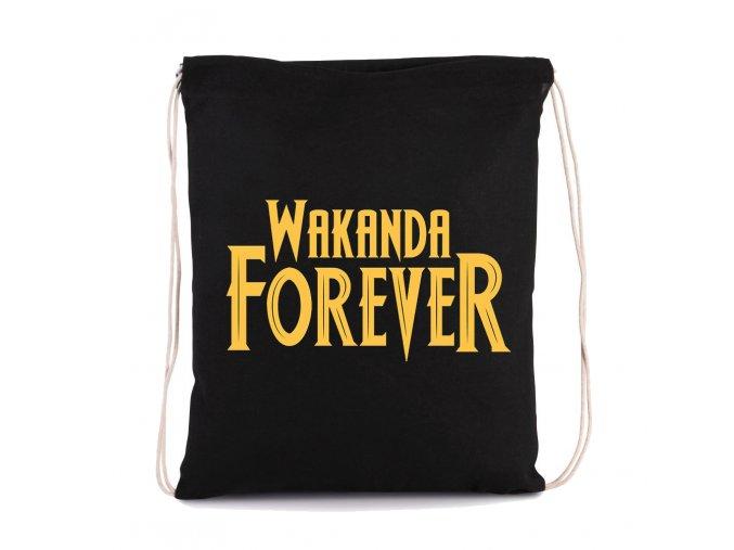 vak Wakanda navždy