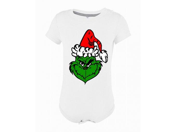 Kojenecké body The Grinch Vánoce
