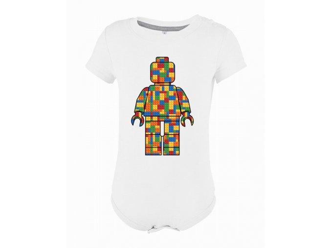 Kojenecké body Lego