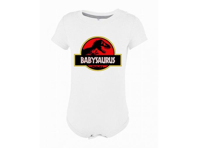 Kojenecké body Babysaurus