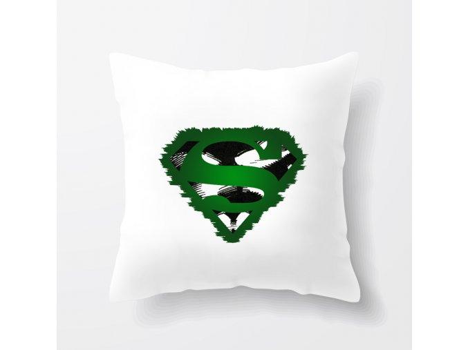 polštář Super man