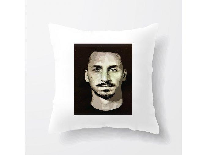 polštář Zlatan Ibrahimovic