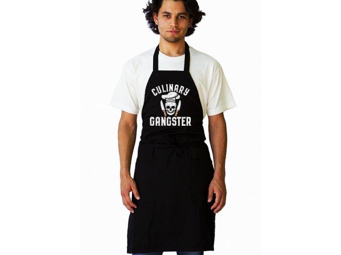 Zástěra Kulinářský gangster