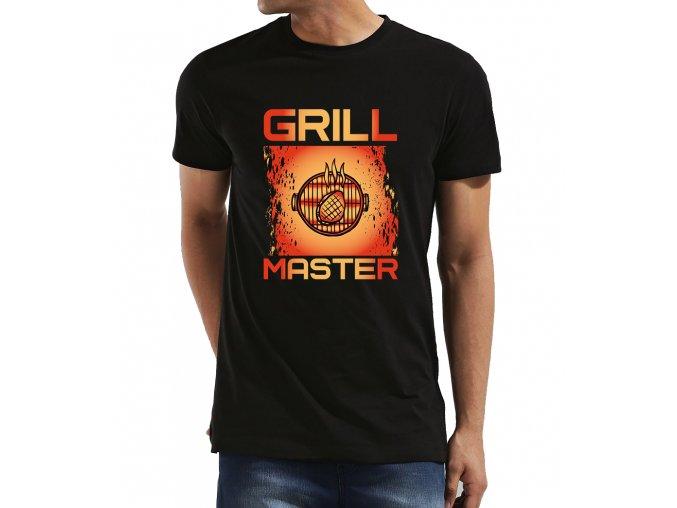 Pánské tričko Grill mistr