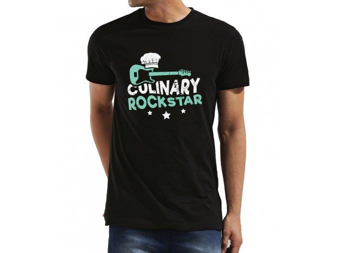 Pánské tričko Kulinářská superstar
