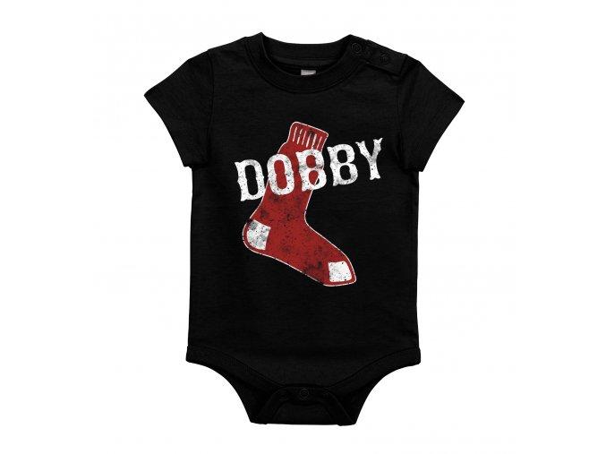 těhotenské body Harry Potter Dobby ponožka