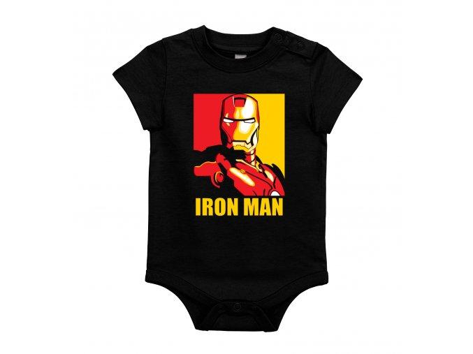 těhotenské body Ironman