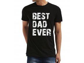 Pánské tričko pro tatínka Nejlepší táta