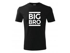 Pánské tričko pro bráchu Big Bro