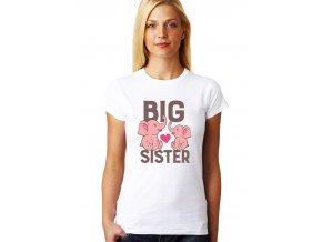 Dámské tričko pro Sestru Velká Ségra