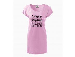 Těhotenské šaty 9 MĚSÍCŮ PŘÍPRAVY K ZAMILOVÁNÍ SE NA CELÝ ŽIVOT.