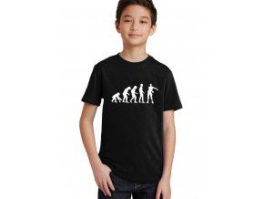 Dětské tričko fortnite evoluce