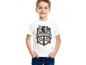 Dětské tričko Stormbreaker hulk kladivo