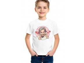 Dětské tričko Pewdiepie Láska