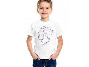 dětské tričko Lionel Messi