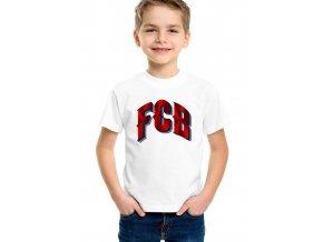 dětské tričko Fc barcelona