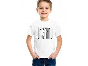 dětské tričko CR7 ronaldo