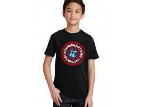 dětské tričko Matematika číslo pí