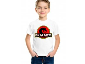 Dětské tričko Game of Thrones Dracarys
