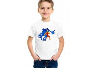 Dětské tričko Fantastická čtyřka