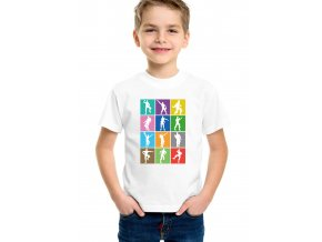 Dětské tričko Fortnite Tanec