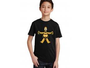 Dětské tričko Simpsonovi homer