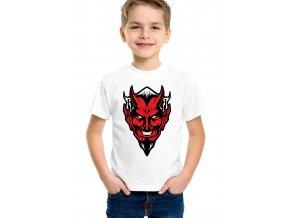 Dětské tričko Ďábel