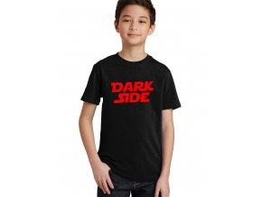 Dětské tričko Starwars darkside