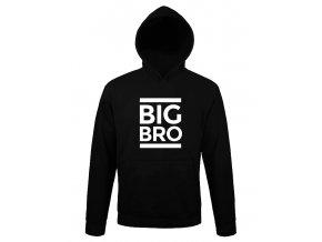 Mikina s kapuci Big Bro