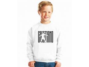 dětská mikina CR7 ronaldo