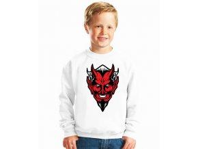 dětská mikina Ďábel