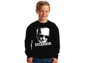 dětská mikina Excelsior Stan Lee