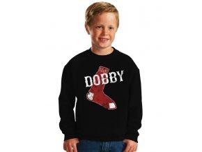 dětská mikina Harry Potter Dobby ponožka