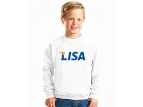 dětská mikina Simpsonovi Lisa Parodie