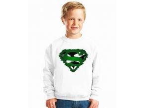 dětská mikina Super man