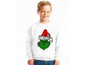 dětská mikina The Grinch Vánoce