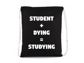 vak Umírající student