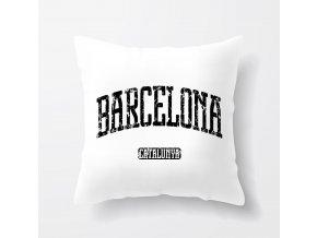 polštář Fc barcelona katalánsko