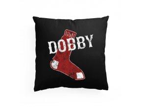 polštář Harry Potter Dobby ponožka