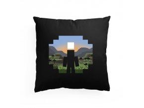 polštář Minecraft Krajina