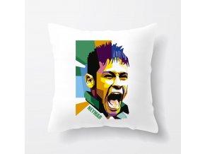 polštář Neymar Jr