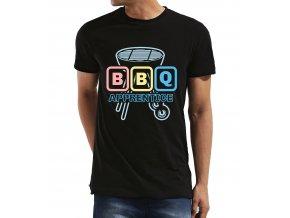 Pánské tričko BBQ Zelenáč