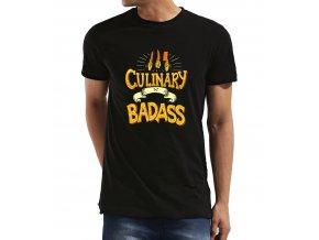 Pánské tričko Kulinářský borec