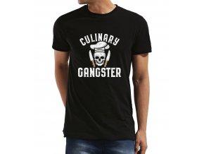 Pánské tričko Kulinářský gangster