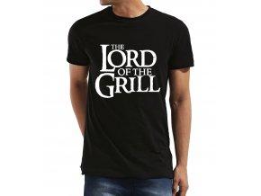 Pánské tričko Pán Grilu