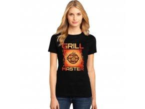 Dámské tričko Grill mistr